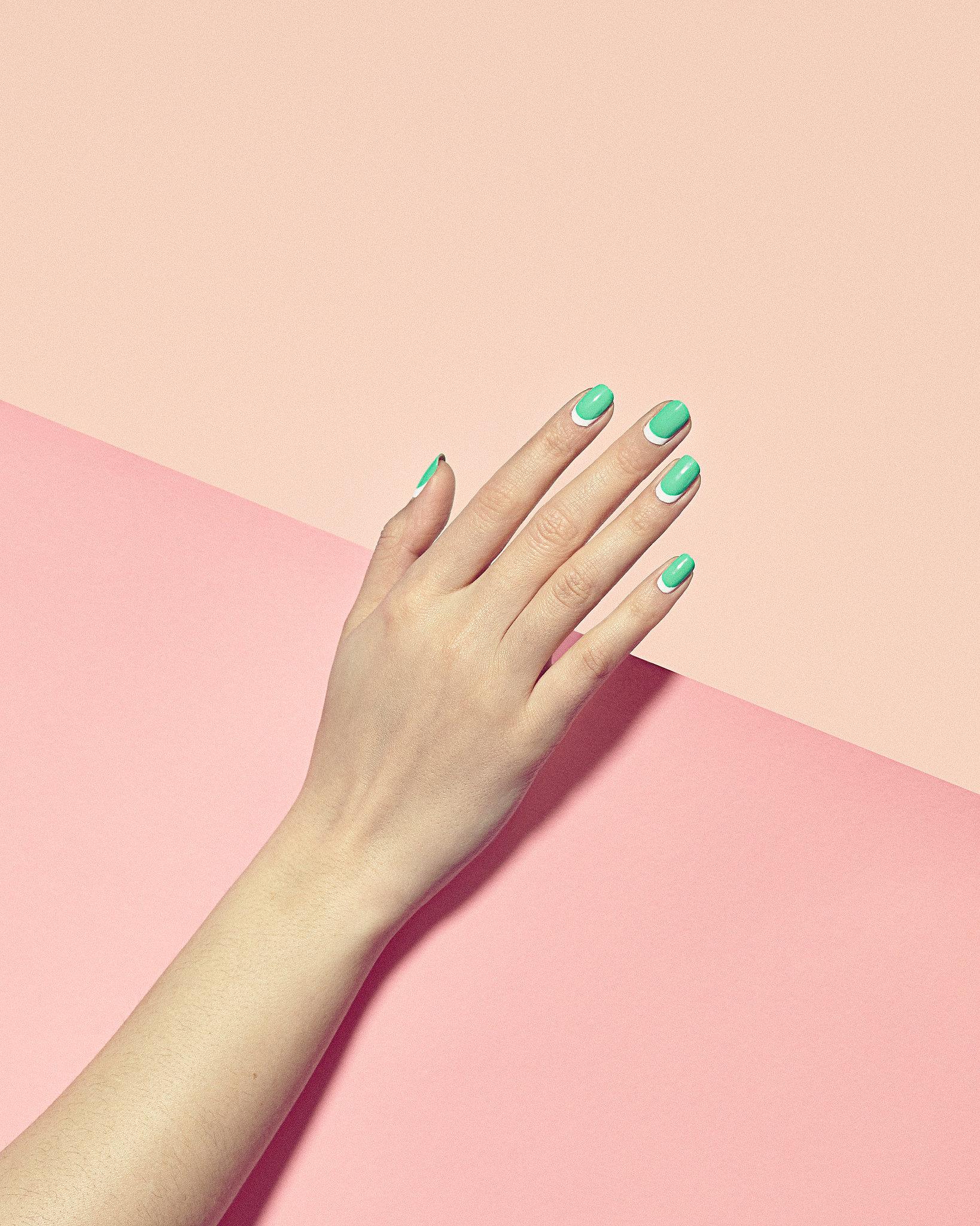 Paintbox Borderline Manicure