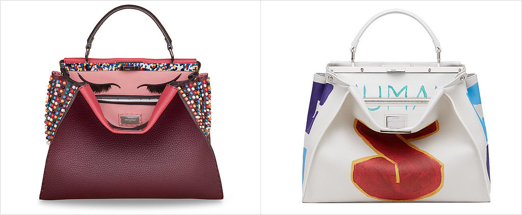 Fendi Let Gwyneth Paltrow, Adele, and Cara Delevingne Draw on Their Bags