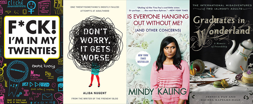14 Books to Give Your Friends Going Through a Quarter-Life Crisis