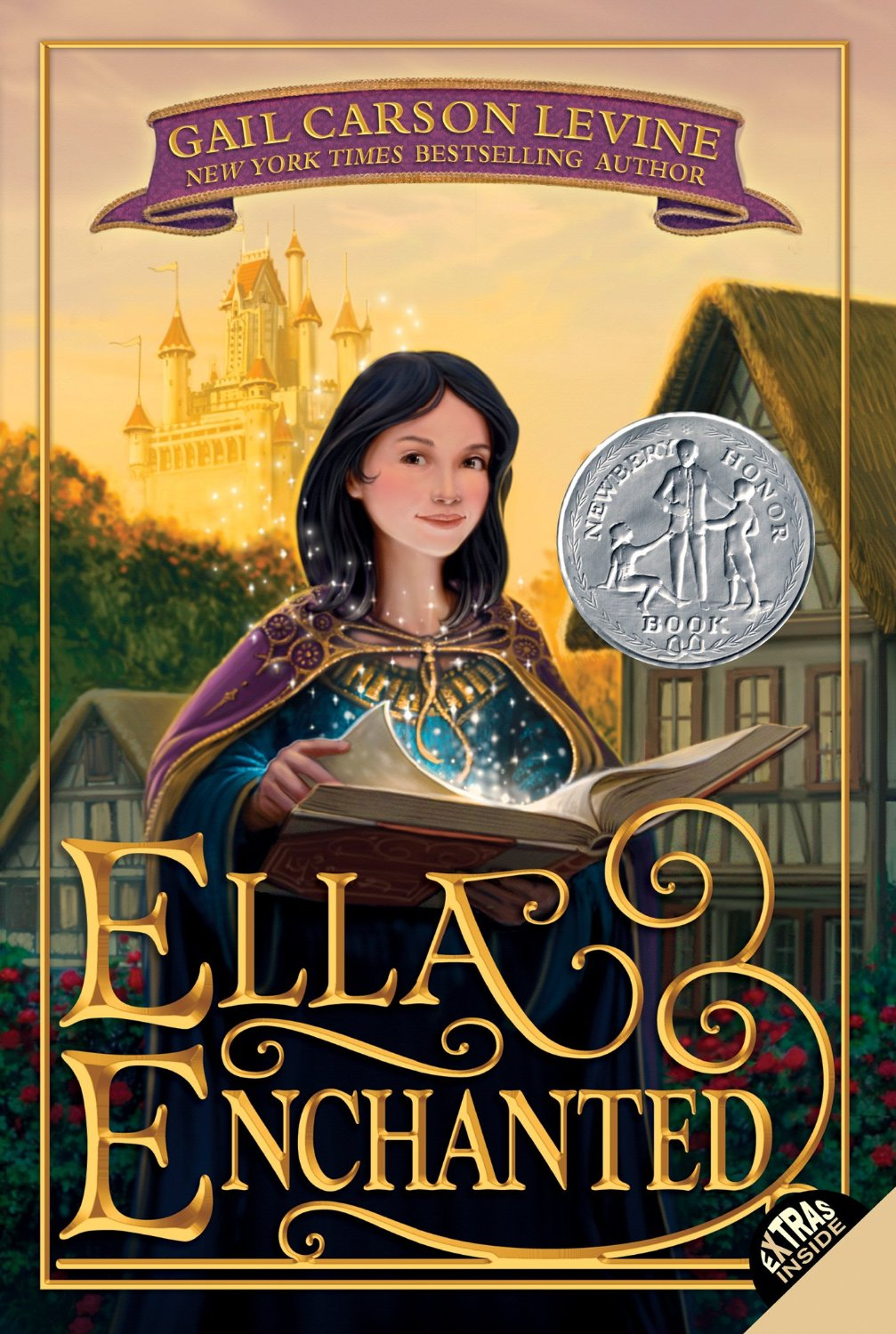 Ella Enchanted by Gail Carson Levine | 10 Clean Summer ...