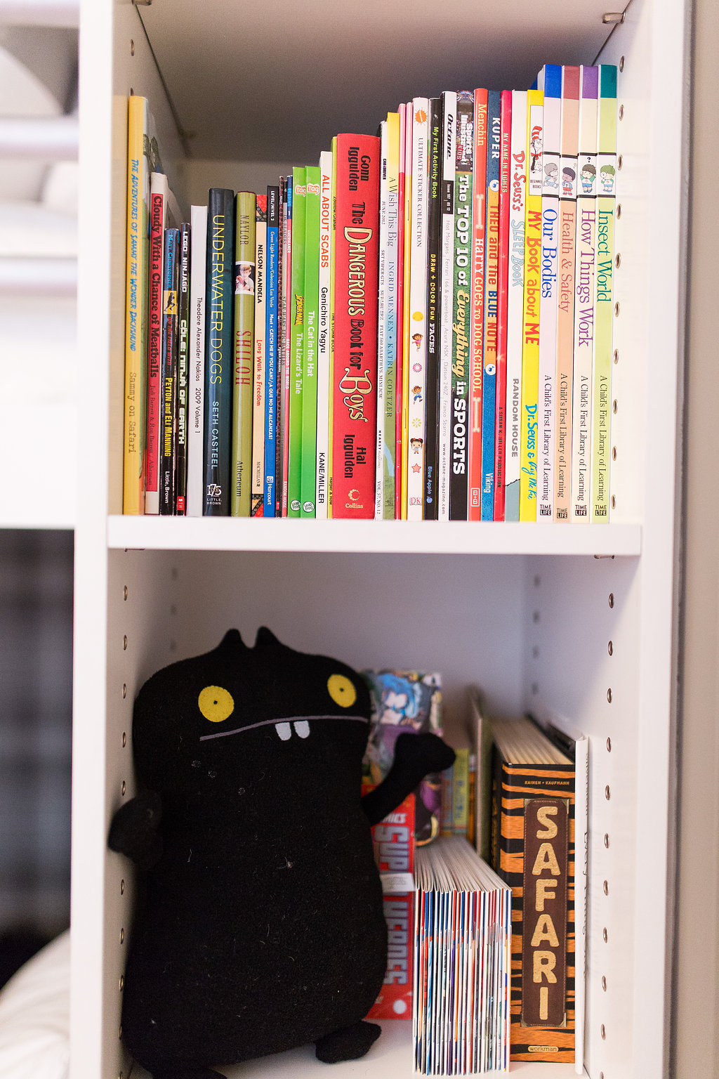 Store Toys and Games the Way Your Kids Play
