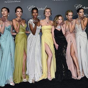 Chopard Backstage Cinema Gala at Cannes Film Festival 2014
