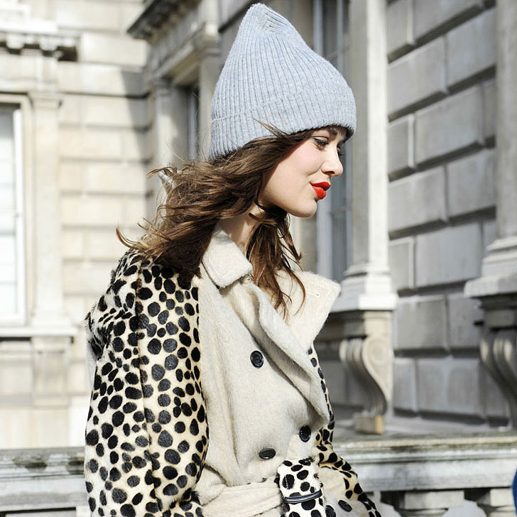 Winter Fashion Shoot: Winter Fashion Street Style Pictures