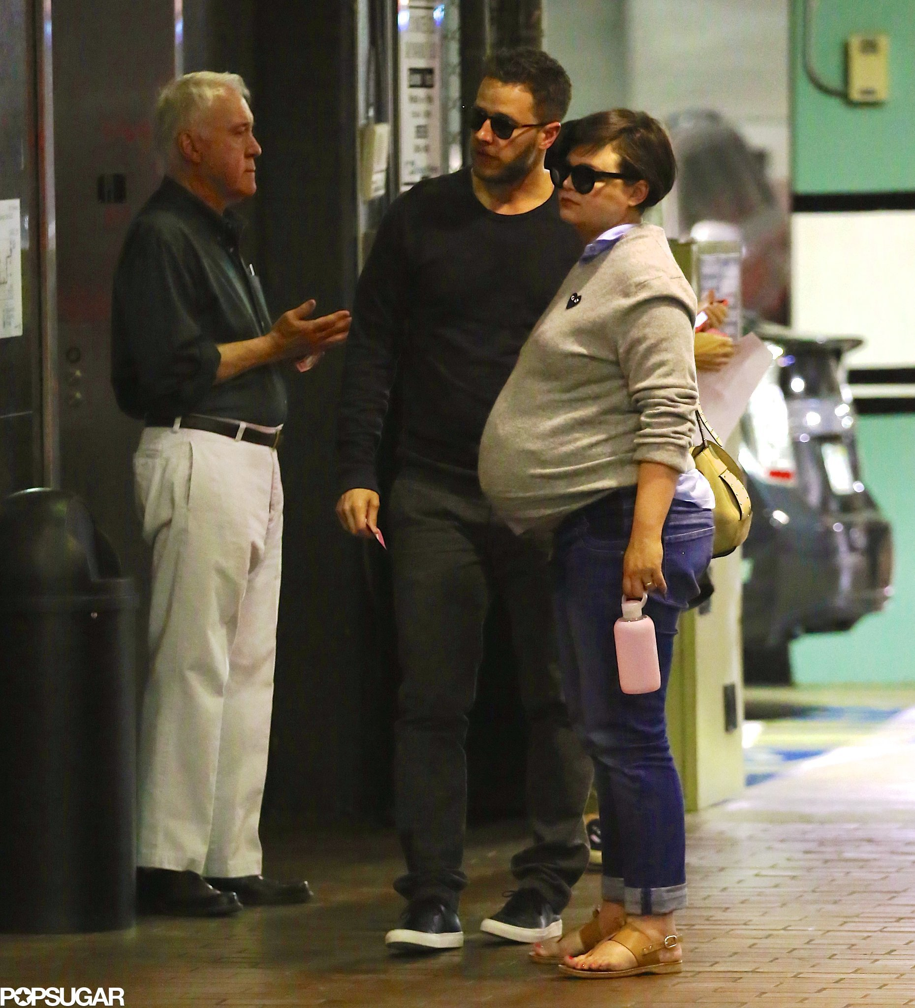 Ginnifer and Josh Prepare For the Next Chapter of Their Fairy Tale
