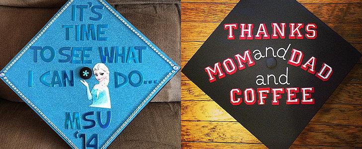 55 Creative Ways to Decorate Your Graduation Cap
