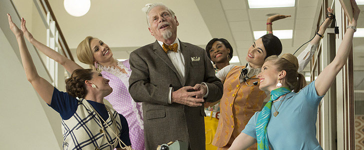 Watch Bert's Bizarre Final Dance on Mad Men