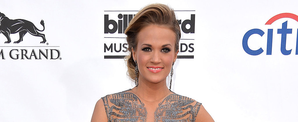Everything You Need to Know About Carrie Underwood's New Nails Collaboration