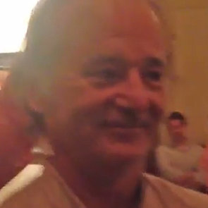 Bill Murray Gives a Speech at a Bachelor Party | Video