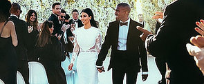 Finally! Kim Kardashian's Wedding Dress and Guest List Revealed