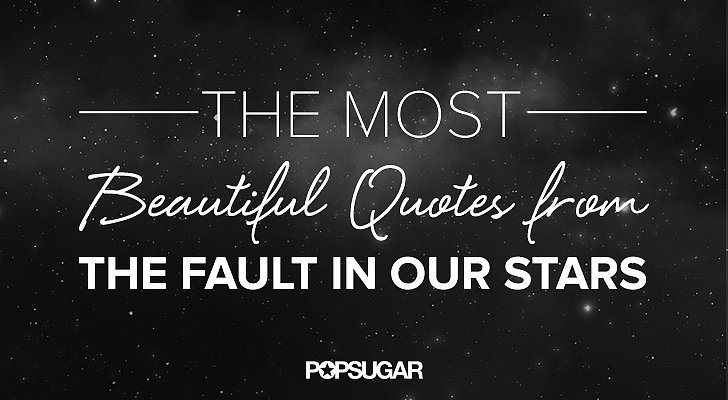 From The Fault In Our Stars Quotes Quotesgram