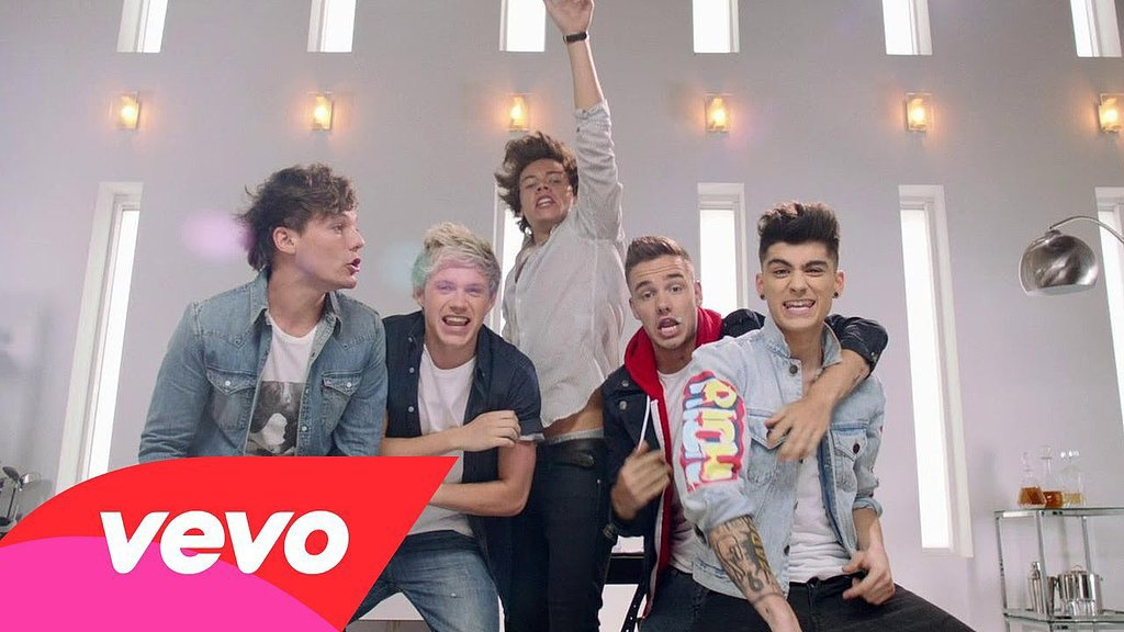 """Best Song Ever"" by One Direction"