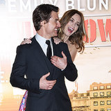 Tom Cruise and Emily Blunt Attend Three Premieres in One Day