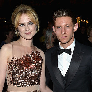 Evan Rachel Wood and Jamie Bell Split