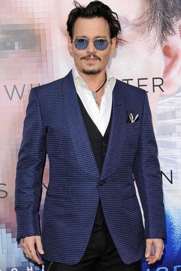 Johnny Depp Will Play the Legendary Magician Houdini