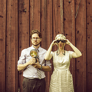 Moonrise Kingdom Summer-Camp Wedding