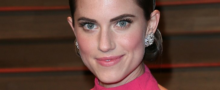 The Workout That Keeps Allison Williams Long, Lean, and Totally Gorgeous
