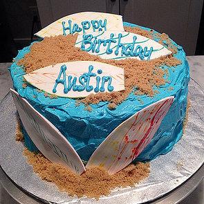 Summer Birthday Cakes