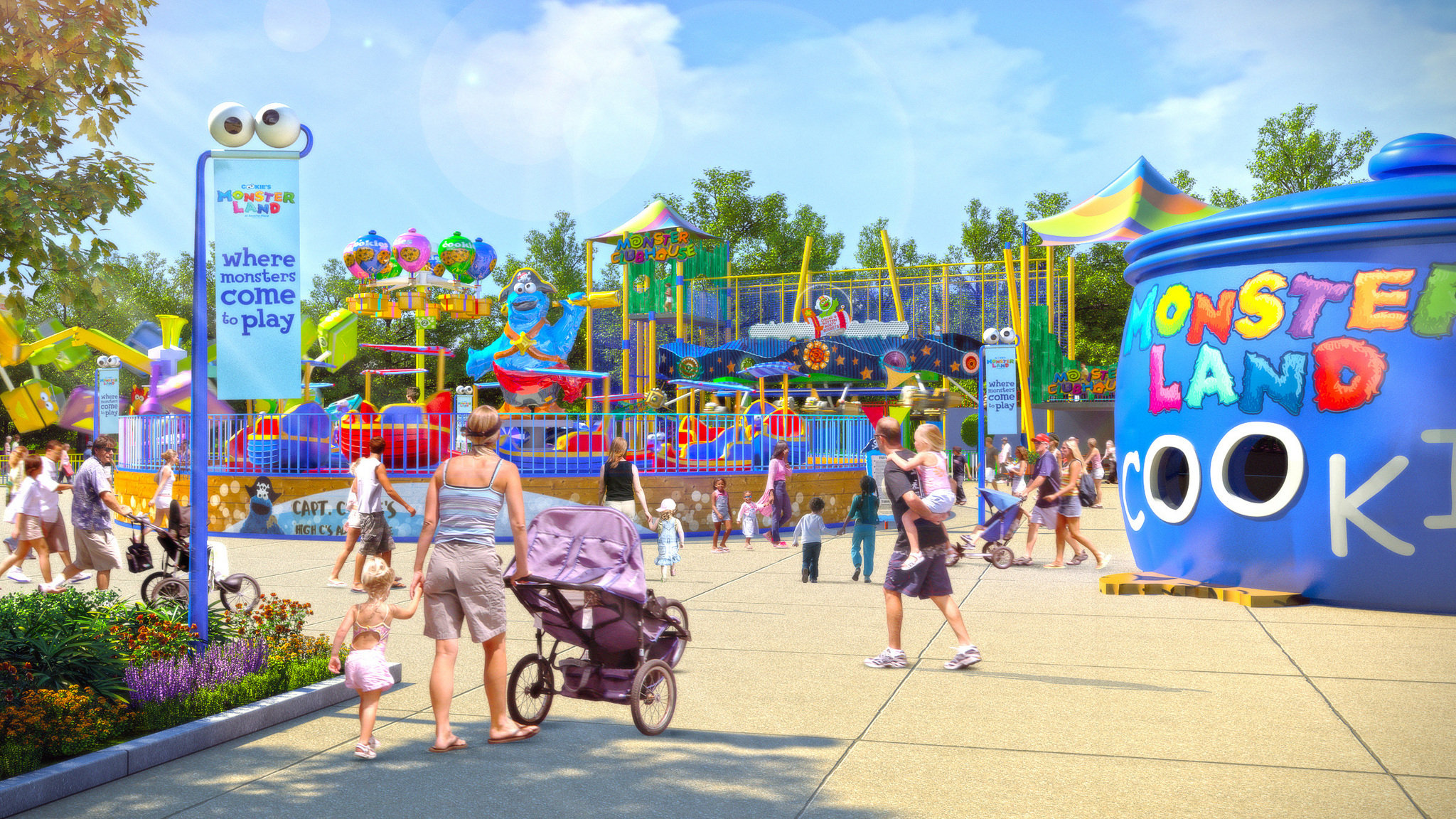 Visit: Add one of these family-friendly amusement parks to your Summer travel list
