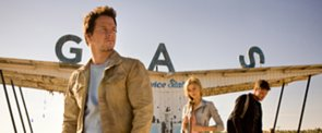 Exclusive: Mark Wahlberg Gets Some Action in a New Transformers TV Spot