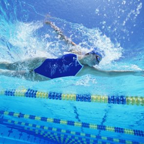 Swimming Workout For Women With Intervals