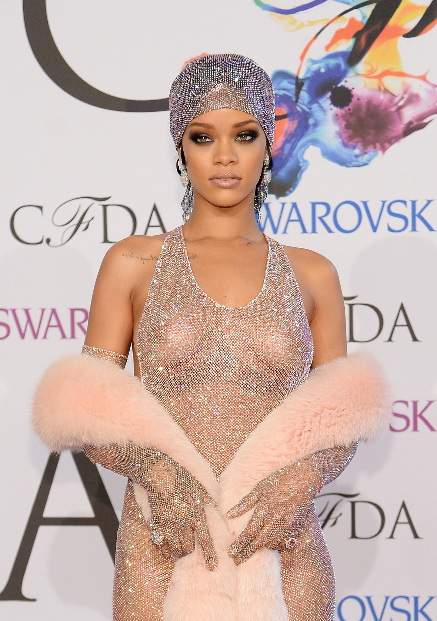 Rihanna Steals the Whole Show at the CFDA Awards