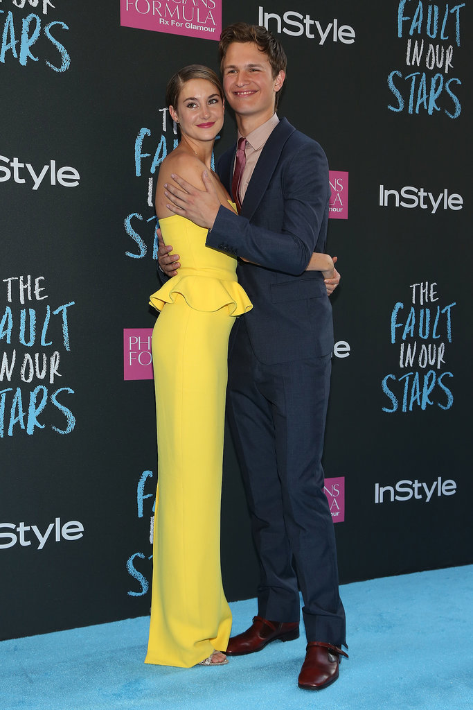 The Fault in Our Stars NYC Premiere Pictures   POPSUGAR ...