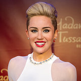 Miley Cyrus Wachsfigur in Berlin
