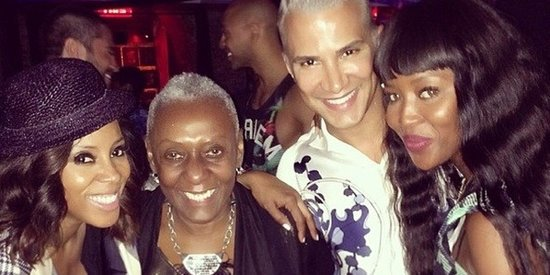 Bethann Hardison Feted At Fab Party Thrown By Iman, Naomi Campbell & Tyson Beckford