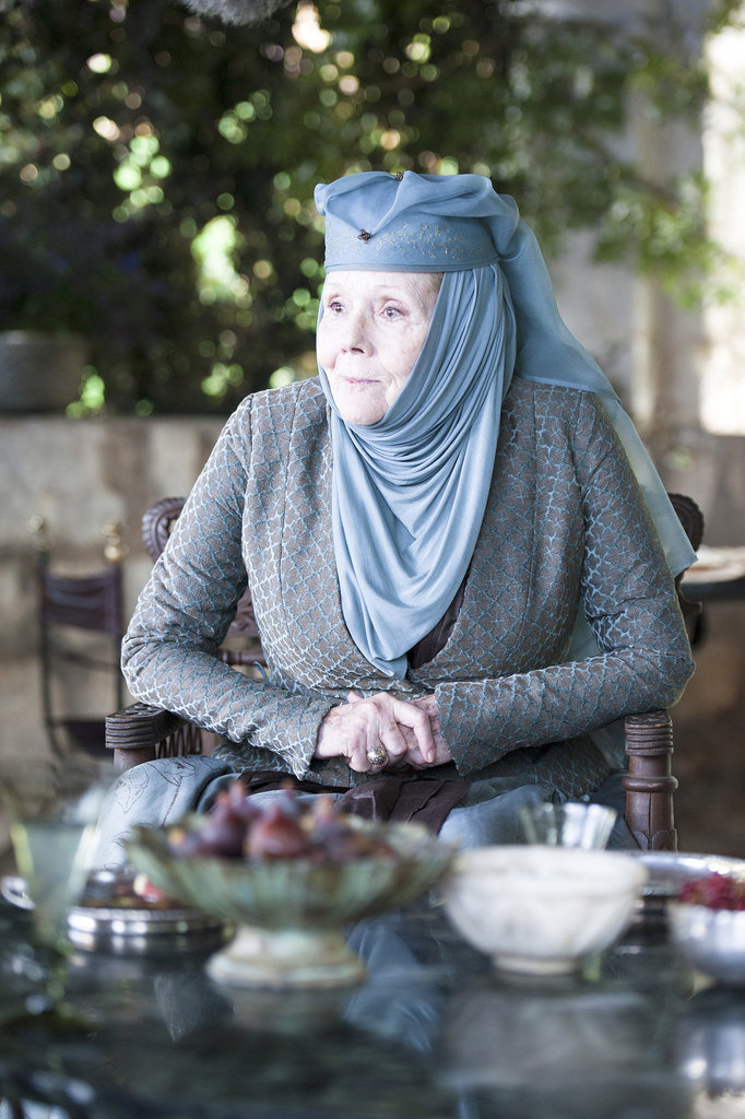 Surprise: Lady Olenna Did It