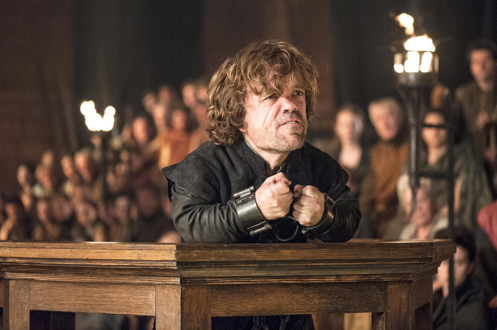 Tyrion Demands a Trial by Combat