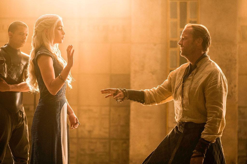 Jorah Mormont's Betrayal Is Revealed