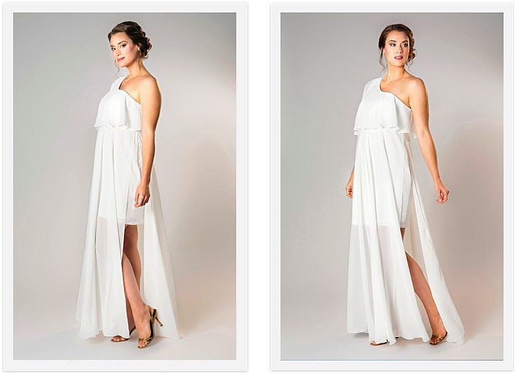 Maternity Bride Lark Dress