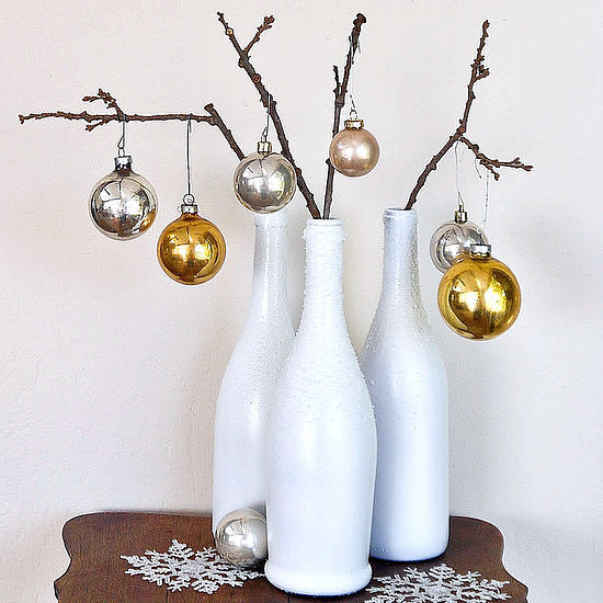 Holiday Vase Trees