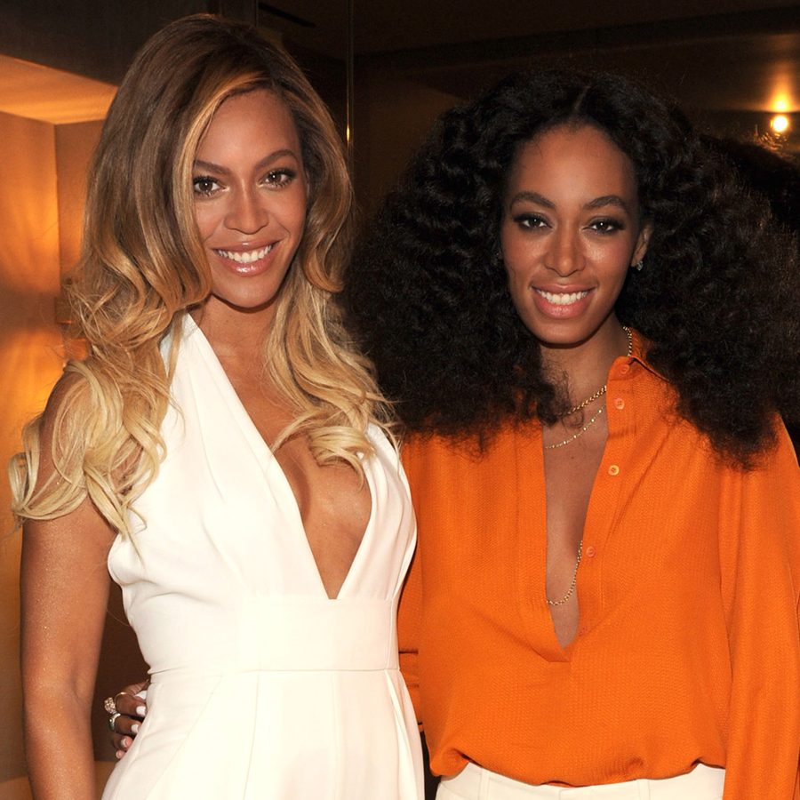 Beyonce and Solange at First Event After Elevator Fight ...