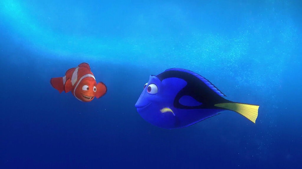 finding nemo marlin and dory relationship Finding dory is a 2016 american 3d computer-animated comedy-drama adventure film who immediately pursues them and almost devours nemo marlin berates dory for.