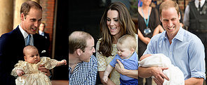 The 16 Most Precious Prince William and Prince George Moments