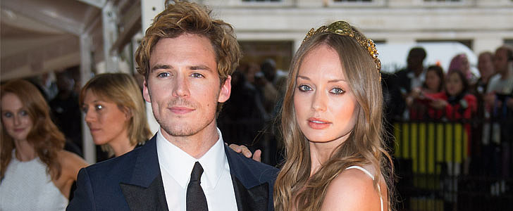 Hunger Games's Sam Claflin Is Man of the Year!