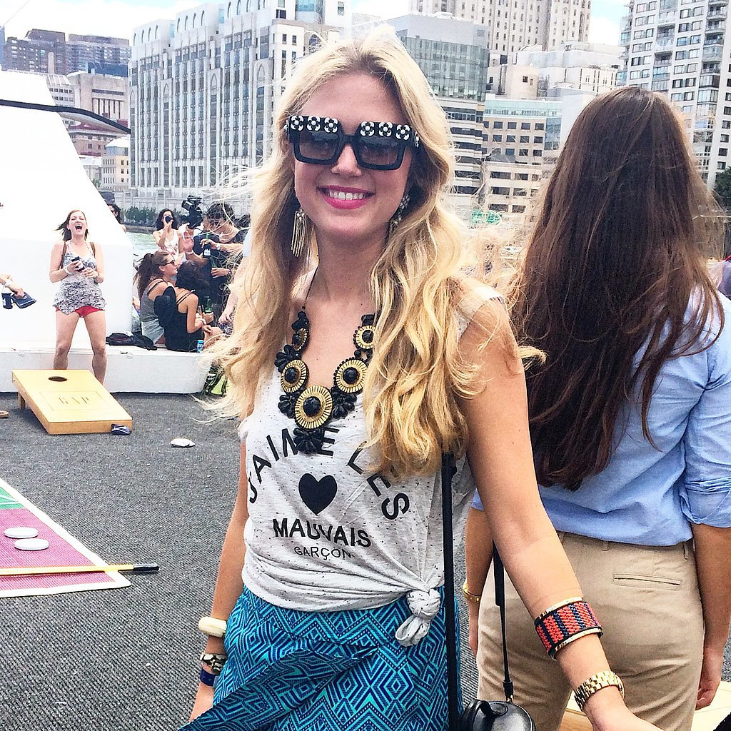 Governors Ball Beauty Street Style 2014