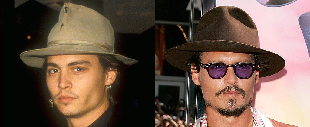 See B-Day Boy Johnny Depp's Evolution From Hot Prodigy to Rock 'n' Roll Pirate