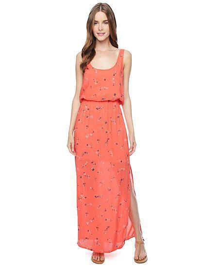Splendid Maxi Dress ($110, originally $158)