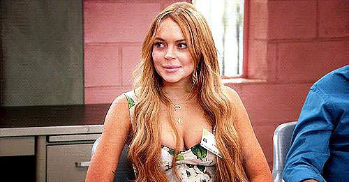 We're Kind of Embarrassed About Lindsay Lohan