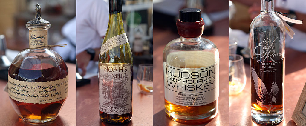 A Comparative Tasting of the Country's Best Bourbons