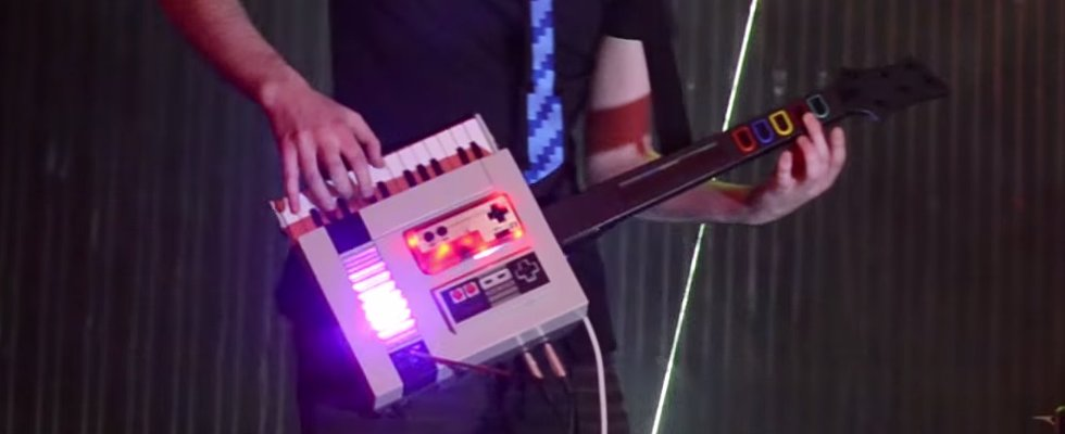 A Nintendo Keytar Meets Game of Thrones, and It's Awesome