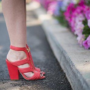 Top Shoes Flats Heels