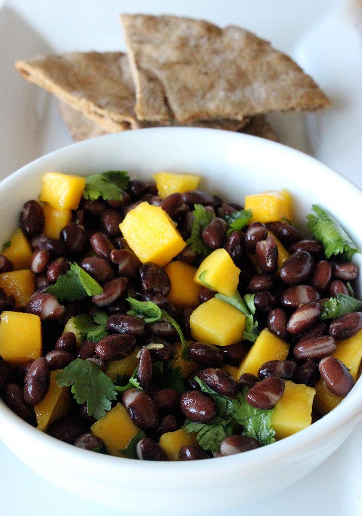 Black Bean Mango Salad