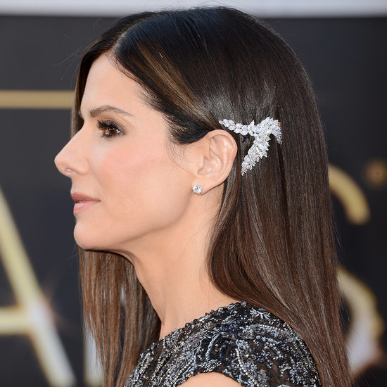 Jewelled Hair Combs For Formal Hairstyles