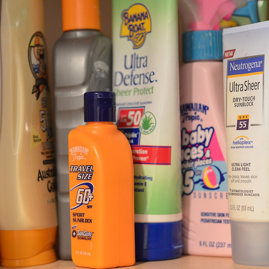 Texas School Bans Sunscreen