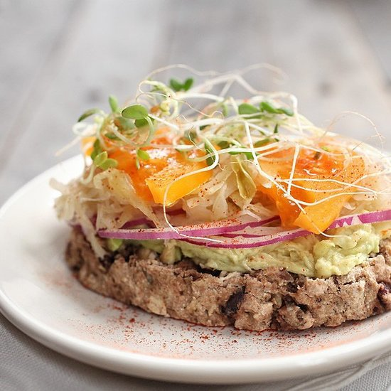 Open-Faced Sandwich Recipes For Weight Loss