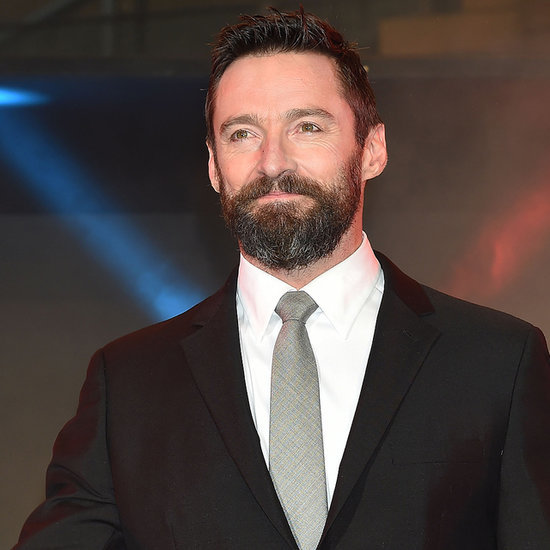 Hugh Jackman Shaves His Head | Photo