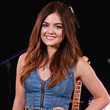 Pretty Little Liars Season 5 Lucy Hale Interview | Video